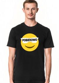 Cwaniak - Pobierowo (koszulka męska) jg