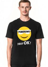 Cwaniak - Pobierowo jest OK (koszulka męska) jg