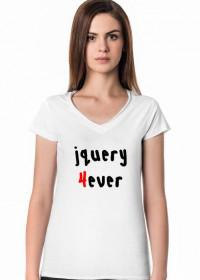 Koszulka: jQuery 4ever light