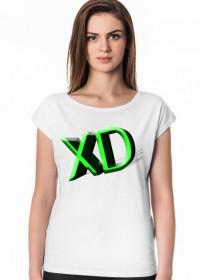 XD koszulka damska 1