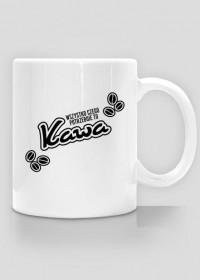 Kubek - Wszystko czego potrzebuje to kawa