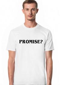 Promise Stranger Things koszulka męska
