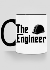 Obrona inzynierska prezent - kubek The Engineer