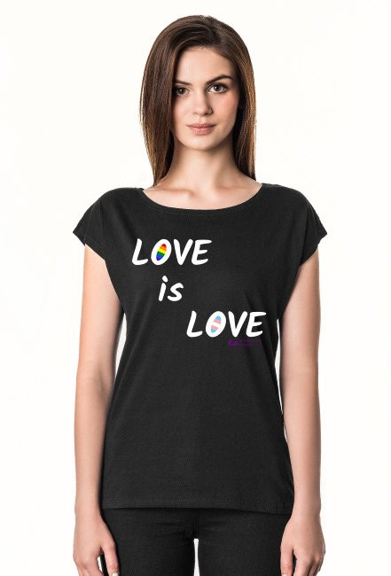 Love is Love (czarna)