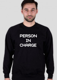 PERSON IN CHARGE