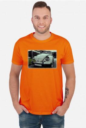 VW Beetle V3 - cartoon (men t-shirt)
