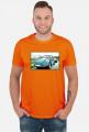 VW Beetle V5 - cartoon (men t-shirt)