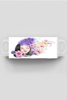 Dziewczyna w Kwiatach
