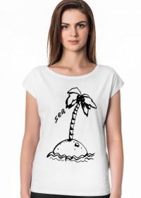 Sea on my shirt