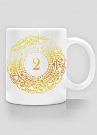 Kubek – wibracja 2 – numerologia