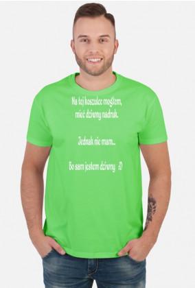 Koszulka nic dodać nic ująć