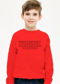 Stranger Things bluza dziecięca