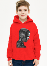 Eleven Stranger Things bluza z kapturem dziecięca