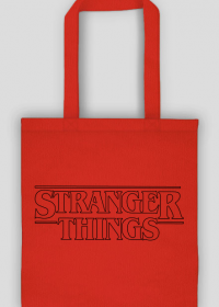 Stranger Things torba