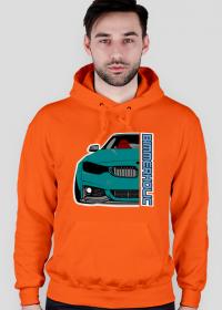 Bimmerholic M4 widebody - Dark Green (men hoodie)