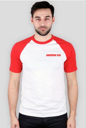 Tshirt 2 kolorowy Knight