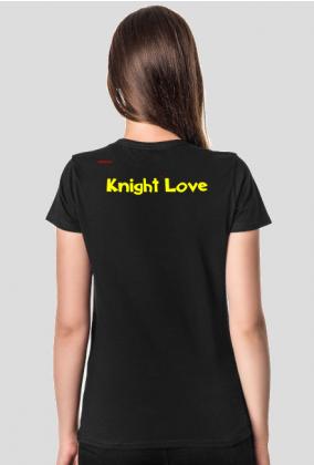 Koszulka knight love