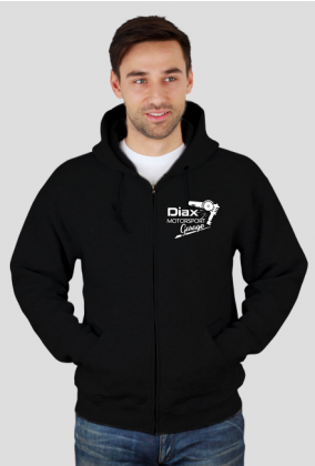 Diax Motorsport Garage Bluza