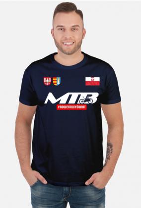 """Koszula """"MTB RŚ"""" na Zamówienie"""