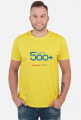 T-shirt Loty 500+