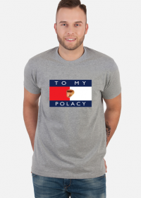 To my Polacy t-shirt