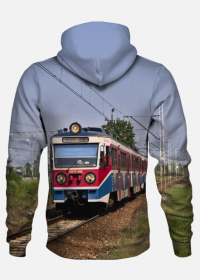Bluza z kapturem Fullprint EN94