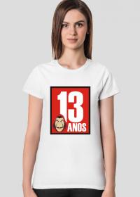Dom z Papieru koszulka damska