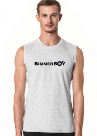 BimmerBoy (sleeveless men t-shirt) di