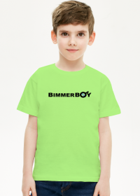 BimmerBoy (kid t-shirt) di
