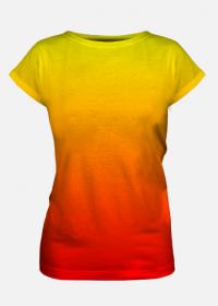 Kolorowe koszulki damskie 1