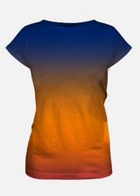 Kolorowe koszulki damskie 3