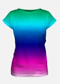 Kolorowe koszulki damskie 6