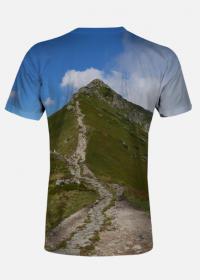 Koszulka full print _ POD GÓRĘ