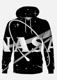 Czarna Bluza NASA