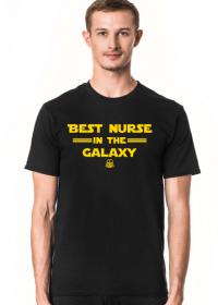 Best nurse - koszulka meska