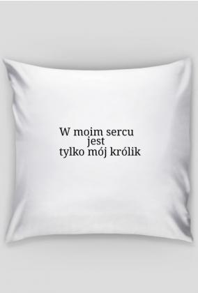 Królicza poduszka