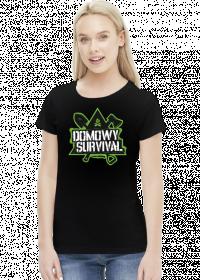 Logo biało-zielone (damska)