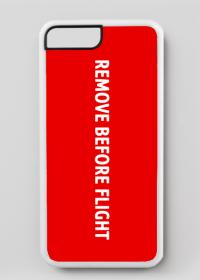AeroStyle - Iphone 7/8 plus case - Remove before flight
