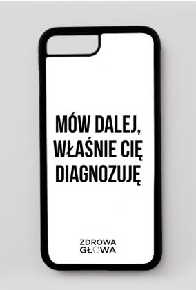 DIAGNOZA - case iPhone 7 Plus, iPhone 8 Plus