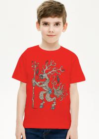 Koszulka chłopięca Ghost Rider, Duch Gór