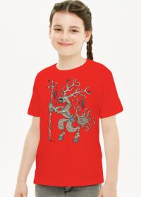 Koszulka dziewczęca Ghost Rider, Duch Gór