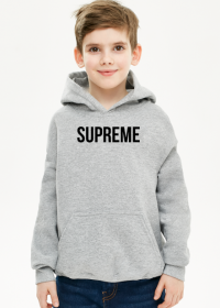 Bluza z kapturem Supreme