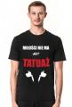"""Koszulka"""" Miłości nie ma, jest tatuaż"""""""