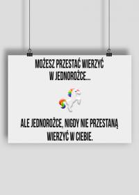 Plakat, Unicorns 5