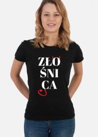 Koszulka damska - Złośnica