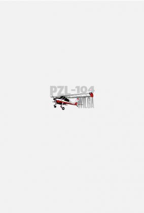 AeroStyle - samolot PZL-104 Wilga damska
