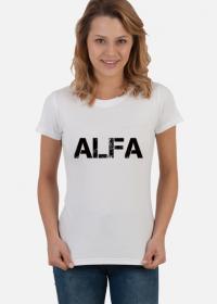 """Koszulka """"ALFA"""" damska"""
