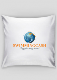 Poszewka na poduszkę Swimmingcash