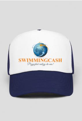 Czapka z daszkiem typu TRUCKER Swimmingcash