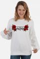 Bluza Born2RiDE róże